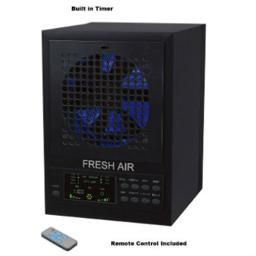 best rated air ionizer