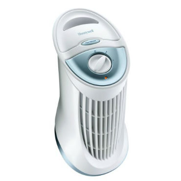 honeywell hfd-010 tower air purifier